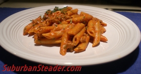 Spicy Penne alla Vodka Recipe
