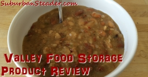 Valley Food Storage Product Review