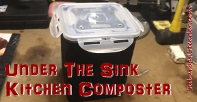 Kitchen Composter: Inexpensive Build For Under The Sink