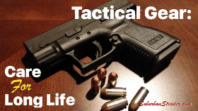 Tactical Gear – Care For Long Life