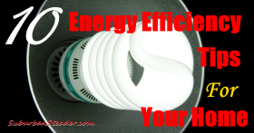 Energy Efficiency: 10 Way To Increase It & Save Money At Home