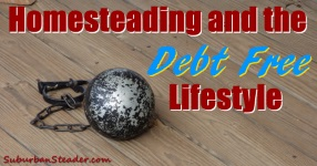 Homesteading And The Debt Free Lifestyle
