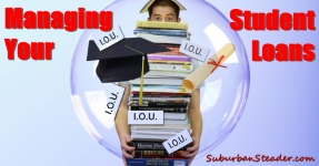 6 Quick Tips for Managing Student Loan Debt
