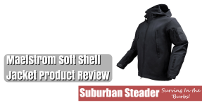 Maelstrom Soft Shell Tactical Jacket Product Review