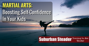 Martial Arts: Boosting Self-Confidence In Your Kids